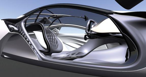 Limewedge Net Concept Car Design Mazda Taiki