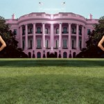 White House Goes PINK for Breast Cancer