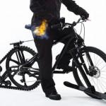 Flame-Throwing B.O.N.D. Bike