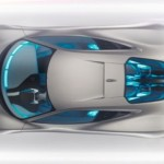 Jaguar C-X75 Electric Concept Car Design