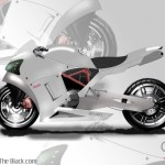 Snow White – The Audi RB-1200 S Luxury Bike