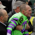 Calvin Borel Brawls at Breeders' Cup [Local]