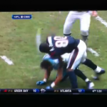Houston Texans / Tennessee Titans Fight Andre Johnson – Finnegan ejected [Video]