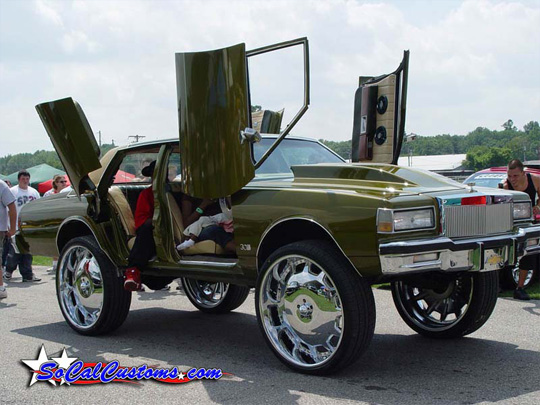 Limewedge Net 15 Ridiculous Donk Rides On More Than Dubs