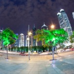 Glowing Trees to Replace City Lamp Posts
