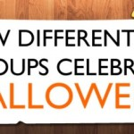 Halloween – Illustrated by Differing Age Groups