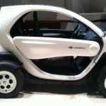 Nissan New Mobility Concept EV – Zero Emissions Vehicle