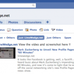 New Facebook Profiles Now Available – How to Activate Yours