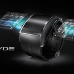 Luxurious Design – HD3 Slyde Touchscreen Watch