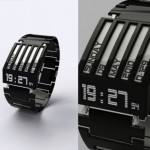 Timeless Design – E-Ink Watch by Jonathan Frey