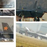 Chinese Stealth Fighter Jet J-20 Pictures Leaked