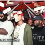 Rick Ross, Diddy & Pharrell Blow $1 Million at a Strip Club [Video]