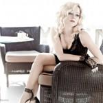 Avril Lavigne's Photo-shoot for Vanity Fair Italy