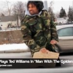 Hilarious Mike Epps Spoof of Golden Voice Ted Williams [Video]