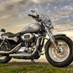 Harley-Davidson H-D1 Customization Bike