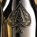 Gold Plated Armand de Brigniac Champagne