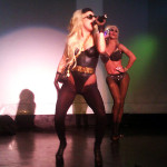 Lady Gaga Invades Louisville's Connections Night Club [Video]