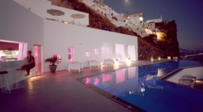 The Luxurious and Serene Santorini Grace Hotel in Greece