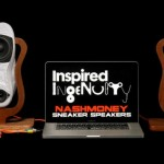Nashmoney Air Force One Sneaker Speakers Design