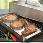 Williams-Sonoma Stainless Steel Smoker Box