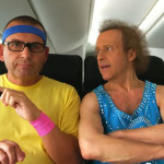Air New Zealand's Flight Safety Video Featuring Richard Simmons – Best Ever [Video]