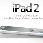 The iPad 2 and Smart Cover [Pics and Video]