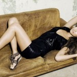 XTI Spring Summer Collection Photo-shoot with Irina Shayk