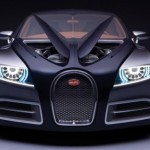 Pure Luxury – The Bugatti 16C Galibier