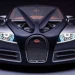 Pure Luxury – The Bugatti 16C Galibier