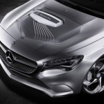 Mercedes-Benz A Class Concept – New York and Shanghai
