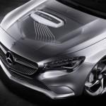 Mercedes-Benz A Class Concept – New York and Shanghai