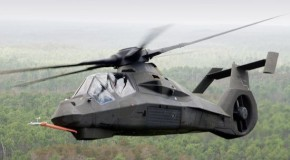 The Secret Stealth Helicopter Used in Bin Laden Raid
