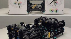 The Oldest Known Scientific Computer Rebuilt Using Legos [Video]
