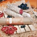 Delicious Wild Boar Salami via Creminelli Fine Meats