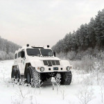 TRECOL – The Rugged Six Wheeler