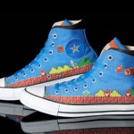 Stylish Super Mario Bros Sneakers