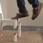 Magic Cut Chair Design x Peter Bristol
