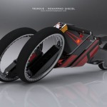 Trimove – The Hubless Trike Concept x Mohamad Qazal