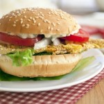 Oven Fried Catfish Sandwich [Recipe]