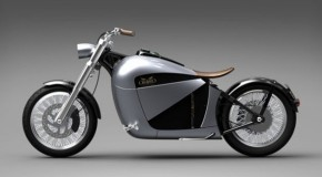 The Stunning Orphiro Electric Motorcycle