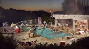 Tableau Vivant Style Photographs x Ryan Schude