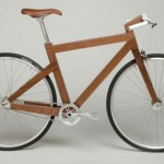 Black Walnut Bike Frame x Lagomorph Design
