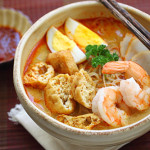 Delicious Laksa Noodles – Street Food