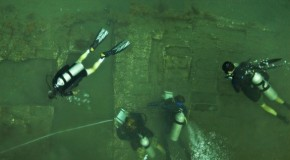 Captain Morgan's Ship Discovered (No, For Real) [Video]