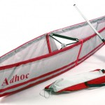 Adhoc Canoe x Ori Levin That Folds Into Your Backpack