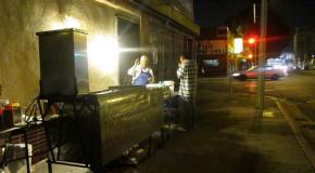 Old School Eats x Street Tacos at La Reyna