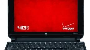 Verizon Announces First 4G LTE Netbook