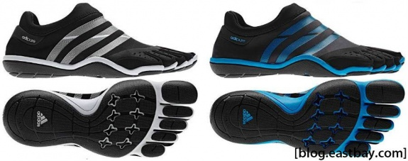 2d71ee080ec LimeWedge.net In-Gym Barefoot Shoe - Adidas Adipure Trainer