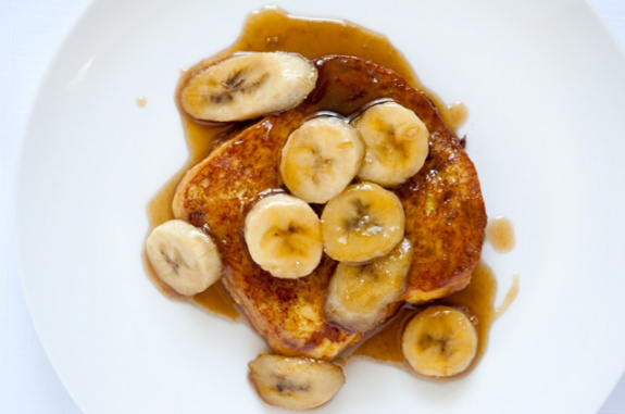 ... further my friend, check out this Bananas Foster French Toast recipe