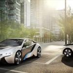 2013 BMW i3 and 2014 BMW i8 Electric